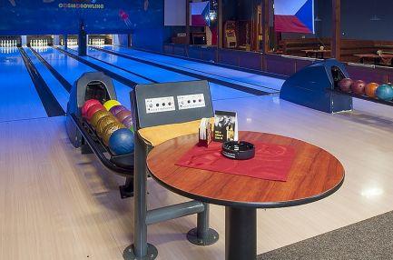 Sleva na bowling